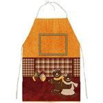 Apron-Gingy Holiday - Full Print Apron