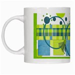 Mug-Bluegrass Boy 1001 - White Mug