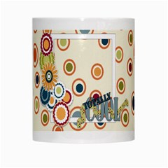 Mug Totally Cool 1001 By Lisa Minor   White Mug   Mljqamowku55   Www Artscow Com Center