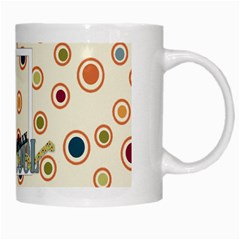 Mug Totally Cool 1001 By Lisa Minor   White Mug   Mljqamowku55   Www Artscow Com Right