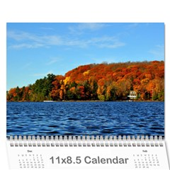 2011 By Linda   Wall Calendar 11  X 8 5  (12 Months)   8eqpiswsr891   Www Artscow Com Cover