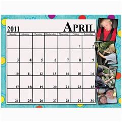 2011 2012 Calendar By Cari Wozniak   Wall Calendar 11  X 8 5  (12 Months)   Gtp6in37h4yy   Www Artscow Com Dec 2010