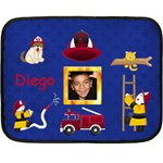 Diego - Fleece Blanket (Mini)