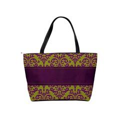 Bag Lavander Love By Jennyl   Classic Shoulder Handbag   Rymdciw29o6l   Www Artscow Com Back