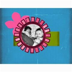 2015 Calendar By Brookieadkins Yahoo Com   Wall Calendar 11  X 8 5  (12 Months)   Ewtjz4581mbw   Www Artscow Com Month