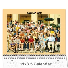 Neusse 2011 Calendar By Cindy   Wall Calendar 11  X 8 5  (12 Months)   K0s9b2nuv1os   Www Artscow Com Cover