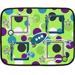 Blanket-A Space Story 1004 - Fleece Blanket (Mini)