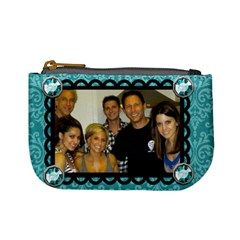 Kristen Ball By Katie   Mini Coin Purse   Zqysvmingaup   Www Artscow Com Front