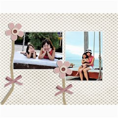 Calendar2011 By Duangkamol Tan   Wall Calendar 11  X 8 5  (12 Months)   U4embghg2wtm   Www Artscow Com Month
