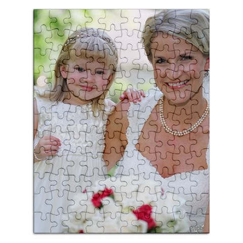 Ava Sarah1 By Luke Gamble   Jigsaw Puzzle (rectangular)   Y9kk7oystt1x   Www Artscow Com Front
