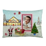 Here Comes Santa Pillow2 - Pillow Case