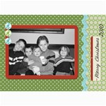 Christmas Card with bling - 5  x 7  Photo Cards