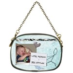 Little Person - Big Attitude Chain Purse - Chain Purse (One Side)