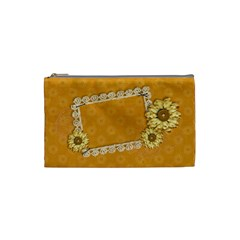 Lace Frame Small Cosmetic Bag By Mikki   Cosmetic Bag (small)   Xxhapy95vzxr   Www Artscow Com Front