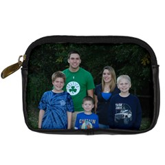 Kids Family By Nicole Nalley   Digital Camera Leather Case   Xwyv724sy12o   Www Artscow Com Front