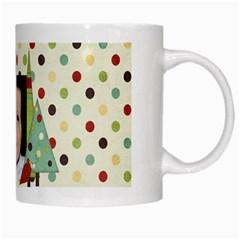 Christmas Mug By Sheena   White Mug   7j0xtjt97nvr   Www Artscow Com Right