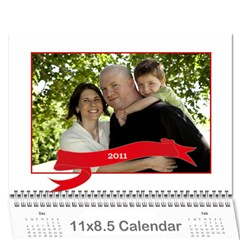 2011 Calendar By Tracy Clair   Wall Calendar 11  X 8 5  (12 Months)   Nixb3j8d3ovp   Www Artscow Com Cover