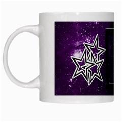 Mug A Space Story 1003 By Lisa Minor   White Mug   Rs6f75gf8838   Www Artscow Com Left