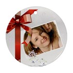 christmas - Ornament (Round)