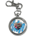 Clock Keychain - Key Chain Watch