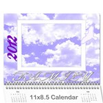 2012 Family quotes calendar - Wall Calendar 11  x 8.5  (12-Months)