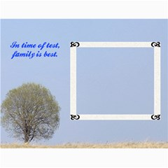 2012 Family Quotes Calendar By Galya   Wall Calendar 11  X 8 5  (12 Months)   Bbjtbi0oegh9   Www Artscow Com Month