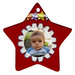 Snowflake - Ornament (Star)