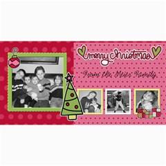 Multi Photo Card 1 By Martha Meier   4  X 8  Photo Cards   Qqsejel8om0v   Www Artscow Com 8 x4 Photo Card - 9