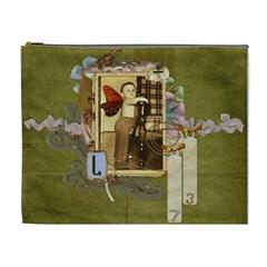 Lu 73 By Luciana   Cosmetic Bag (xl)   Bufd6aj82k2s   Www Artscow Com Front