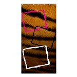 Tiger - Curtain shower - Shower Curtain 36  x 72  (Stall)