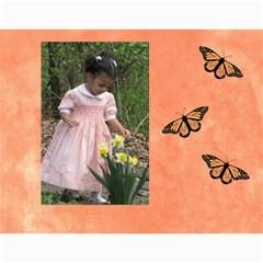 2011 Calendar Bob And Paula By Melanie Robinson   Wall Calendar 11  X 8 5  (12 Months)   Uj5av21aij6q   Www Artscow Com Month