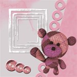 Baby girl - MAGIC CUBE - Magic Photo Cube