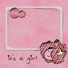 Baby Girl   Magic Cube By Carmensita   Magic Photo Cube   Rcsa0n0pjqrg   Www Artscow Com Side 3