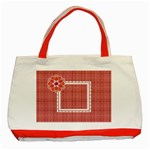 Christmas red bag - Classic Tote Bag (Red)