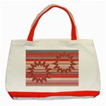 Christmas tree - Classic Tote Bag (Red)