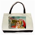 christmas - Basic Tote Bag