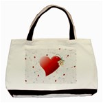 My heart - Basic Tote Bag (Two Sides)