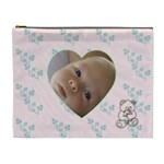 Teddy Time XL Cosmetic Case - Cosmetic Bag (XL)