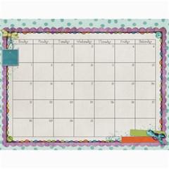 2011 Calendar By Anne Cecil   Wall Calendar 11  X 8 5  (12 Months)   Tuqj19qk1vxu   Www Artscow Com Aug 2011