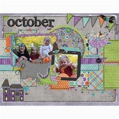 2011 Calendar By Anne Cecil   Wall Calendar 11  X 8 5  (12 Months)   Tuqj19qk1vxu   Www Artscow Com Month