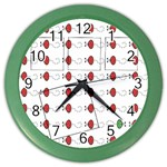 Ladybug  -  CLOCK - Color Wall Clock
