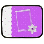 PURPLE - Netbook Case (XXL)