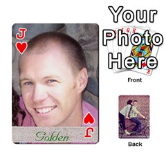 Jack Cards By Jessica   Playing Cards 54 Designs   H4y97ijv0aa2   Www Artscow Com Front - HeartJ