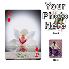 Jack Cards By Jessica   Playing Cards 54 Designs   H4y97ijv0aa2   Www Artscow Com Front - DiamondJ