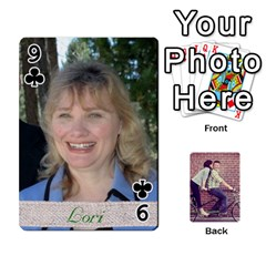 Cards By Jessica   Playing Cards 54 Designs   H4y97ijv0aa2   Www Artscow Com Front - Club9