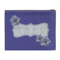 Tops6 By Cheryl   Cosmetic Bag (xl)   1kga5d5ys78i   Www Artscow Com Back