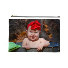 Lyla By Amie   Cosmetic Bag (large)   Gfvlt9oubwo6   Www Artscow Com Front