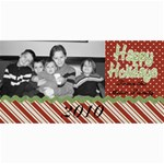 single photo christmas card - 4  x 8  Photo Cards