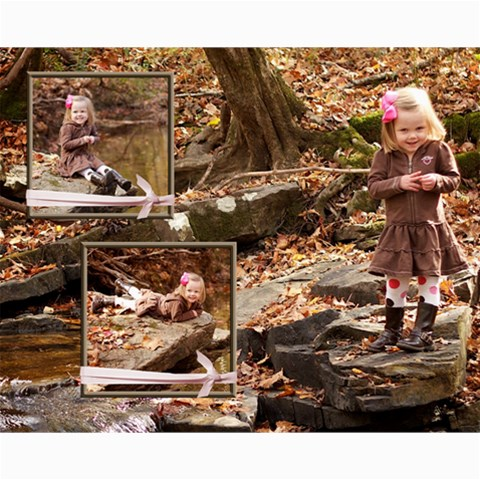 Amy Present 2 By April Bottoms   Collage 8  X 10    Eh7papvjjprk   Www Artscow Com 10 x8 Print - 1