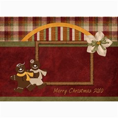 7x5 Card Gingy Holiday 1001 By Lisa Minor   5  X 7  Photo Cards   U5bj4h8kh5e8   Www Artscow Com 7 x5 Photo Card - 3